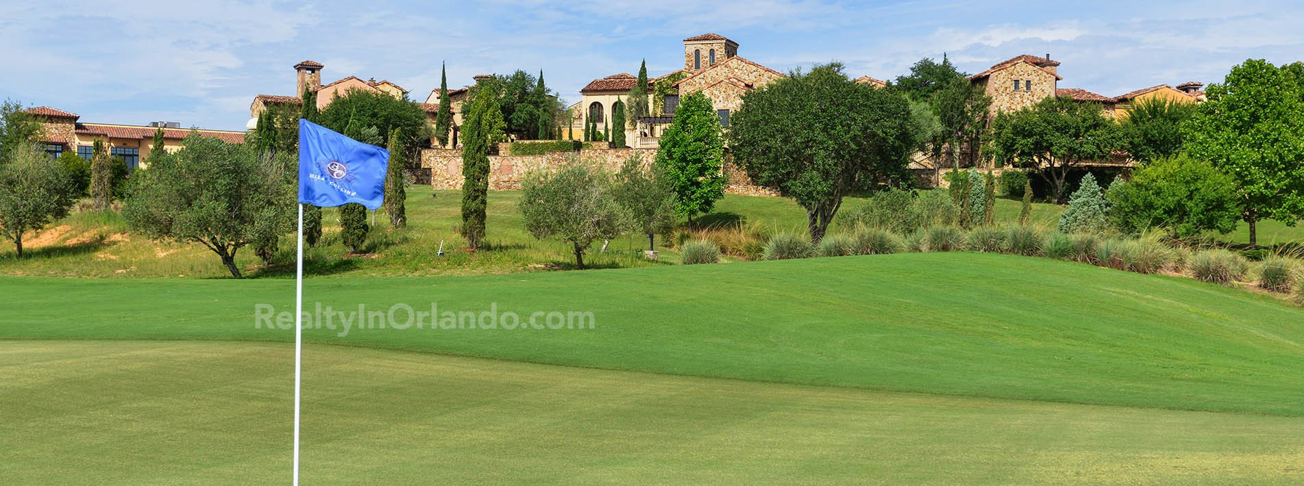 Bella Collina Golf Real Estate