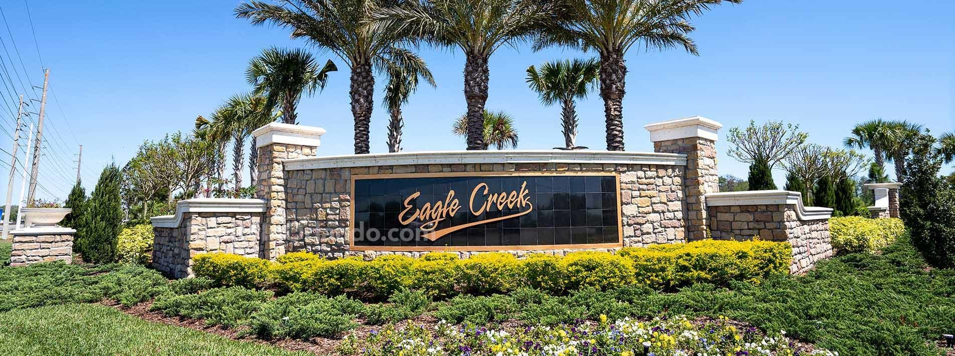 Eagle Creek Orlando Homes for Sale