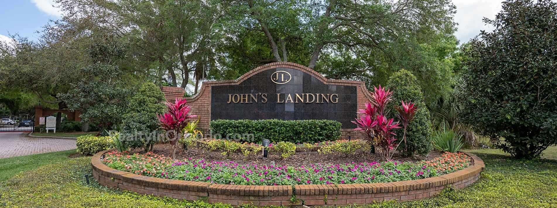 John's Landing Winter Garden Real Estate