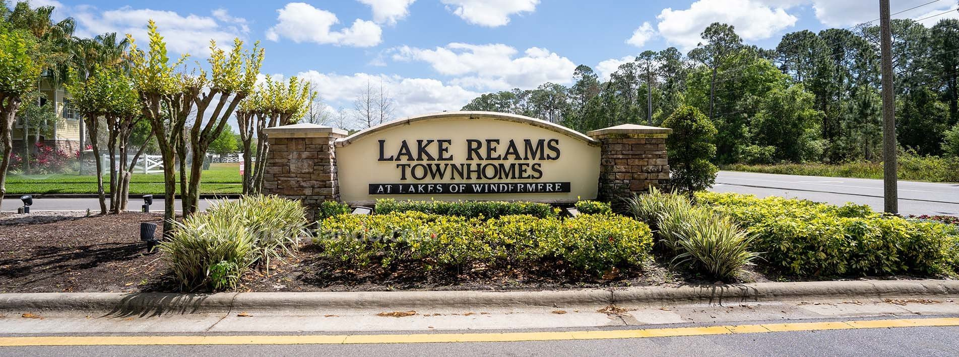 Lake Reams Townhomes Windermere Real Estate