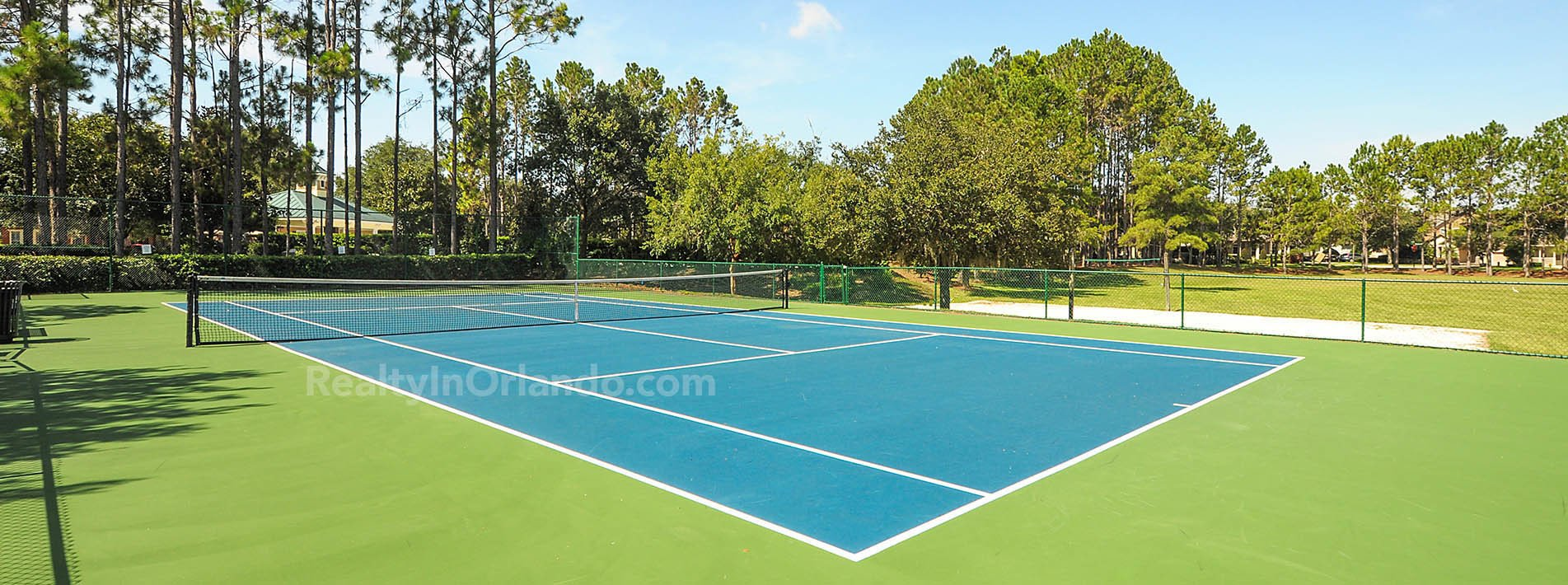 Lakes of Windermere Tennis Courts