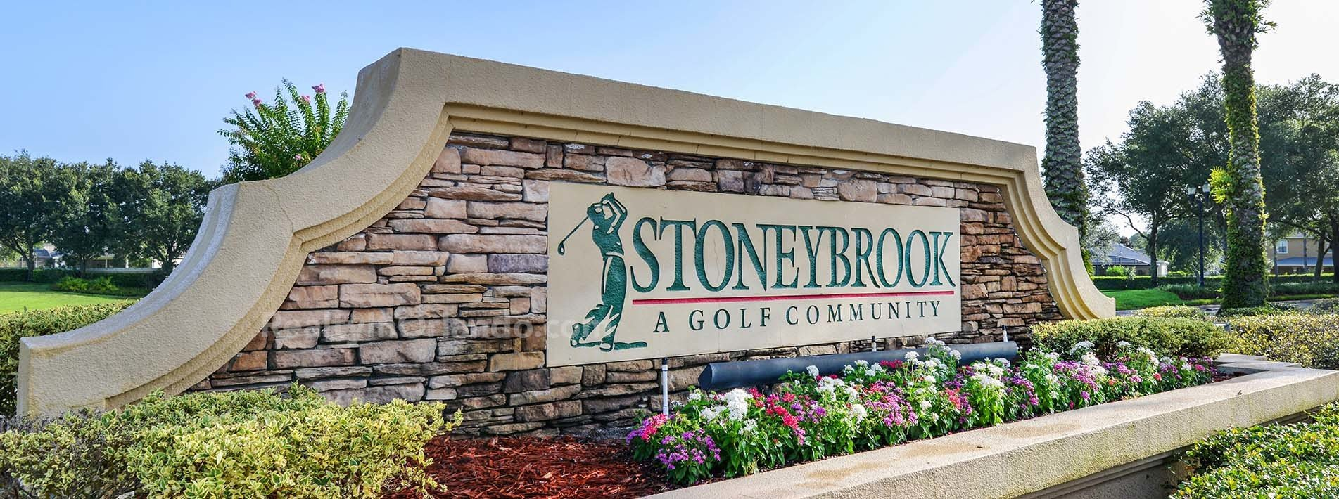 Stoneybrook East Golf Community Orlando Real Estate