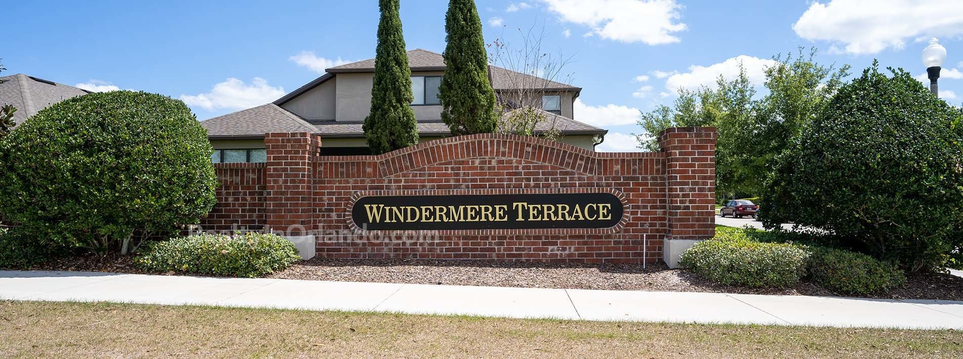 Windermere Terrace Real Estate