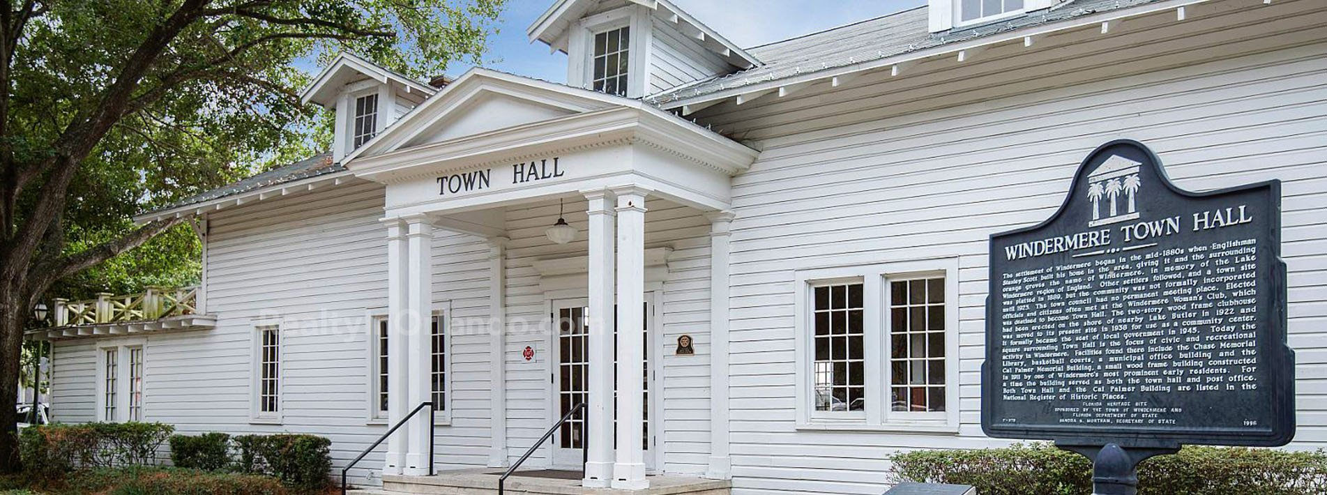 Windermere Florida Town Hall