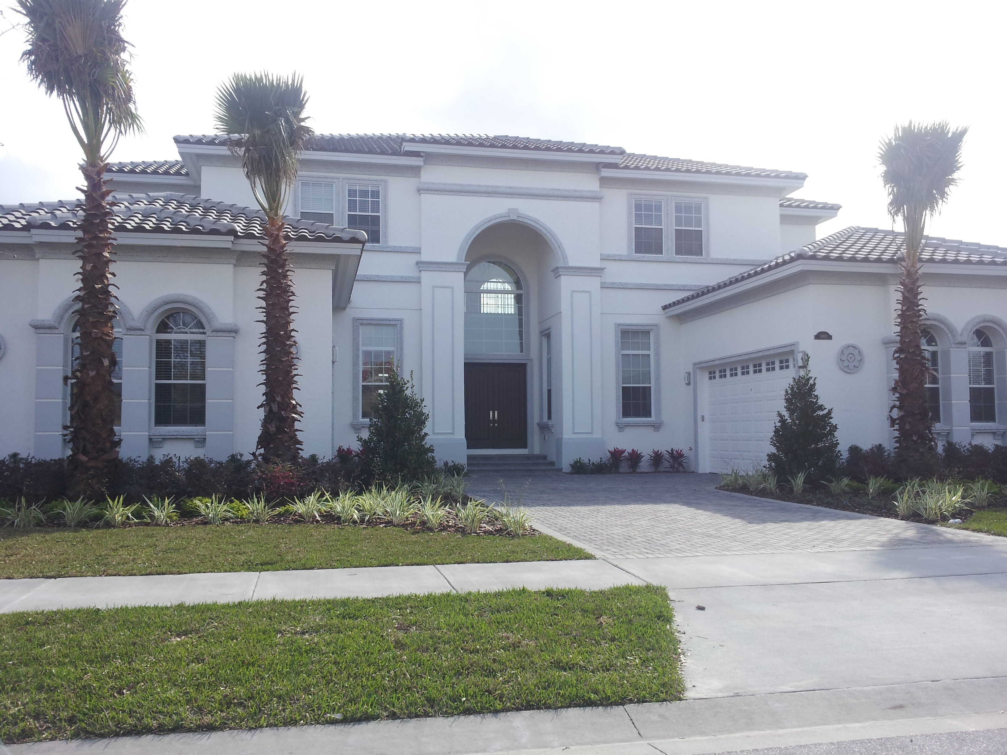 New Construction Keene's Pointe Home