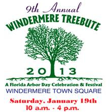 The Town of Windermere Annual Treebute