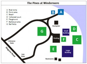 The Pines at Windermere - A lakefront event facility in Windermere, FL