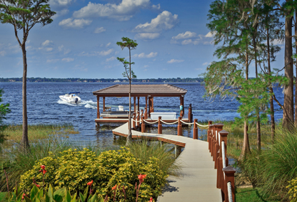 Orlando lakefront real estate realty in orlando Lake front houses
