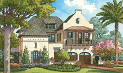 Disney Golden Oak Arcadia