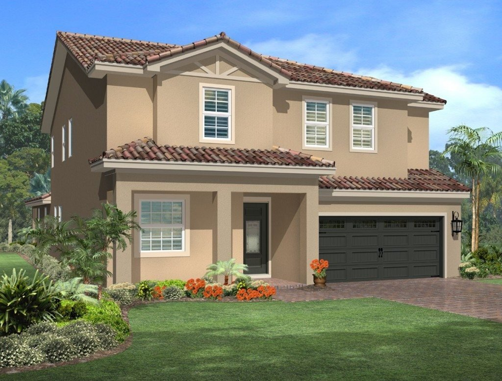Encore club at reunion floor plans realty in orlando for 20 wide house plans