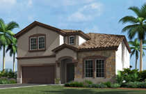 Baymont Floor Plan by Pulte Orlando