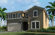 Clearwater Floor Plan by Pulte Orlando