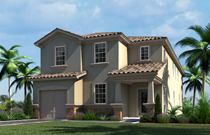 Hideaway Floor Plan by Pulte Orlando